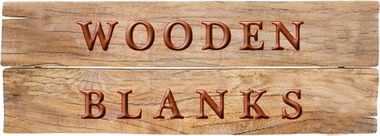 Wooden Blanks Online