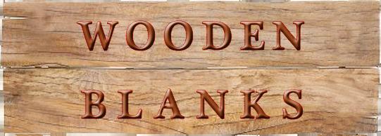 Shop Wooden Blanks Online