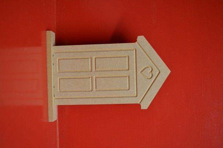 fairy door straight (Small)