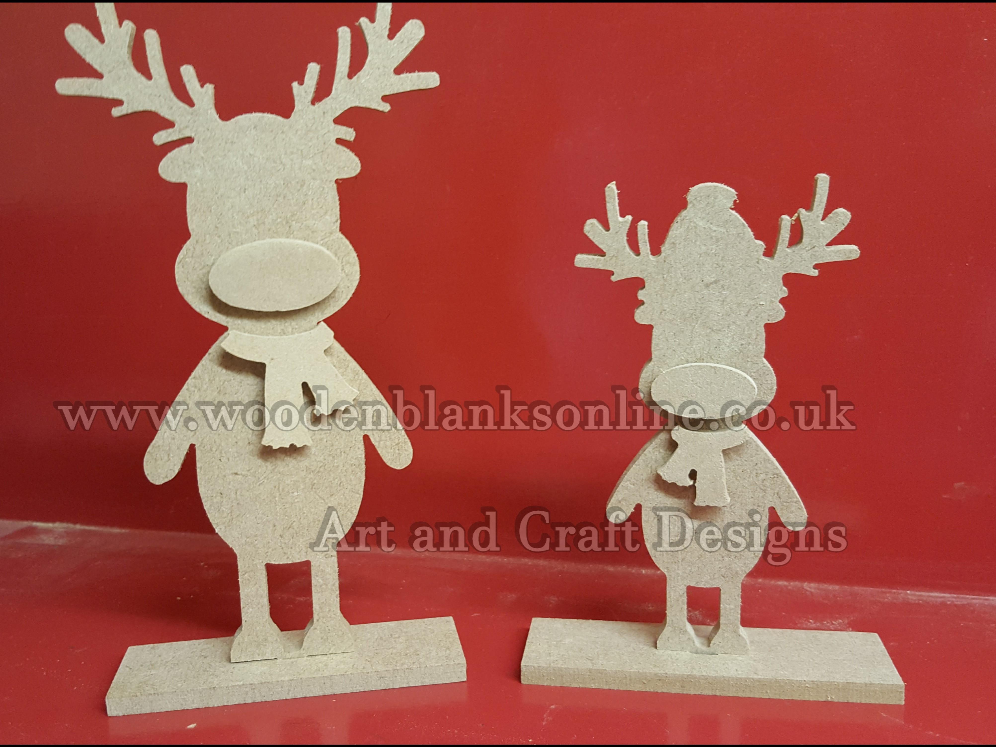 Individual Rudolphs