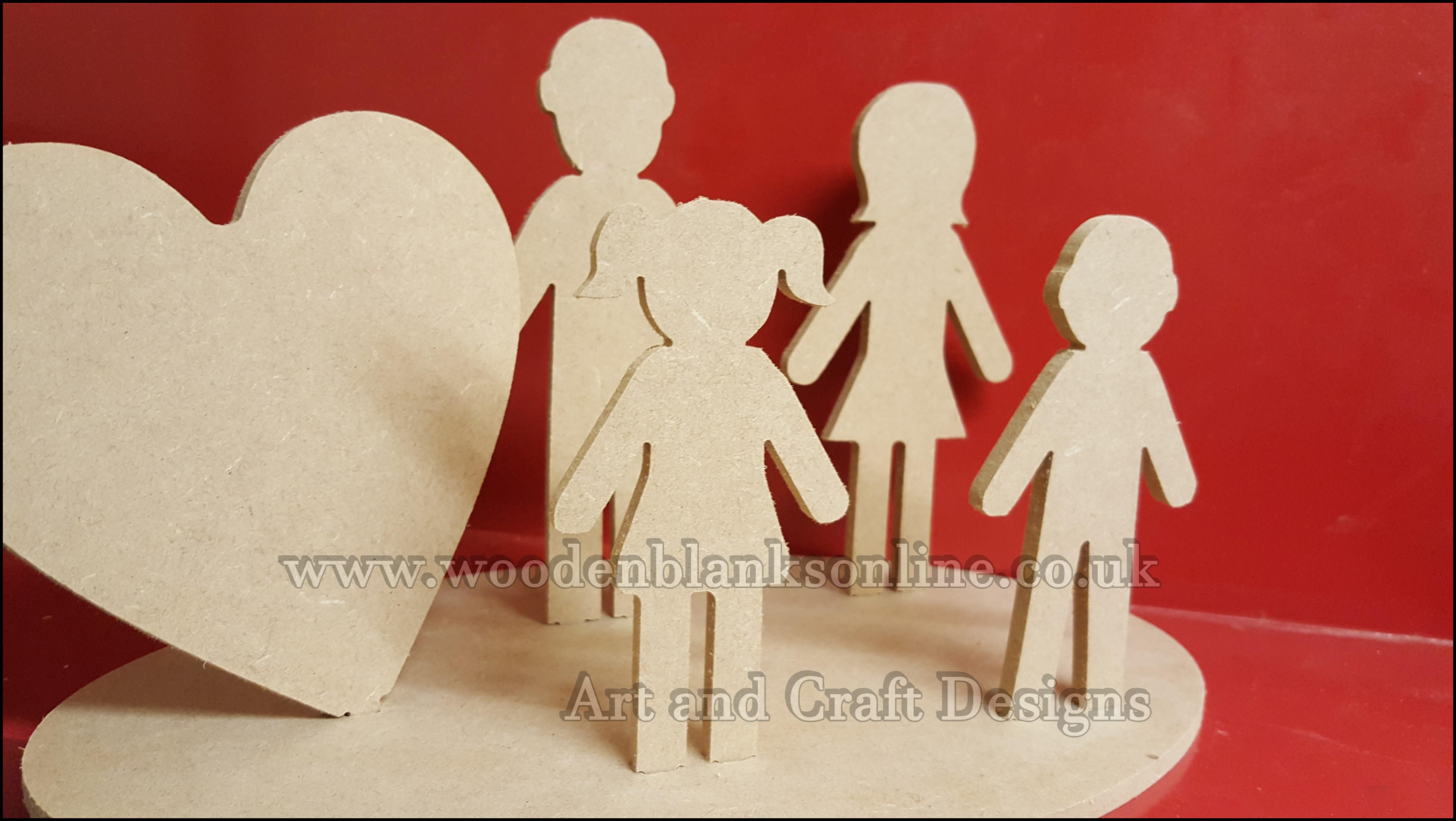 Family of four 2
