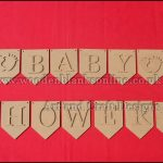 Baby Shower/Bunting/Design Your Own