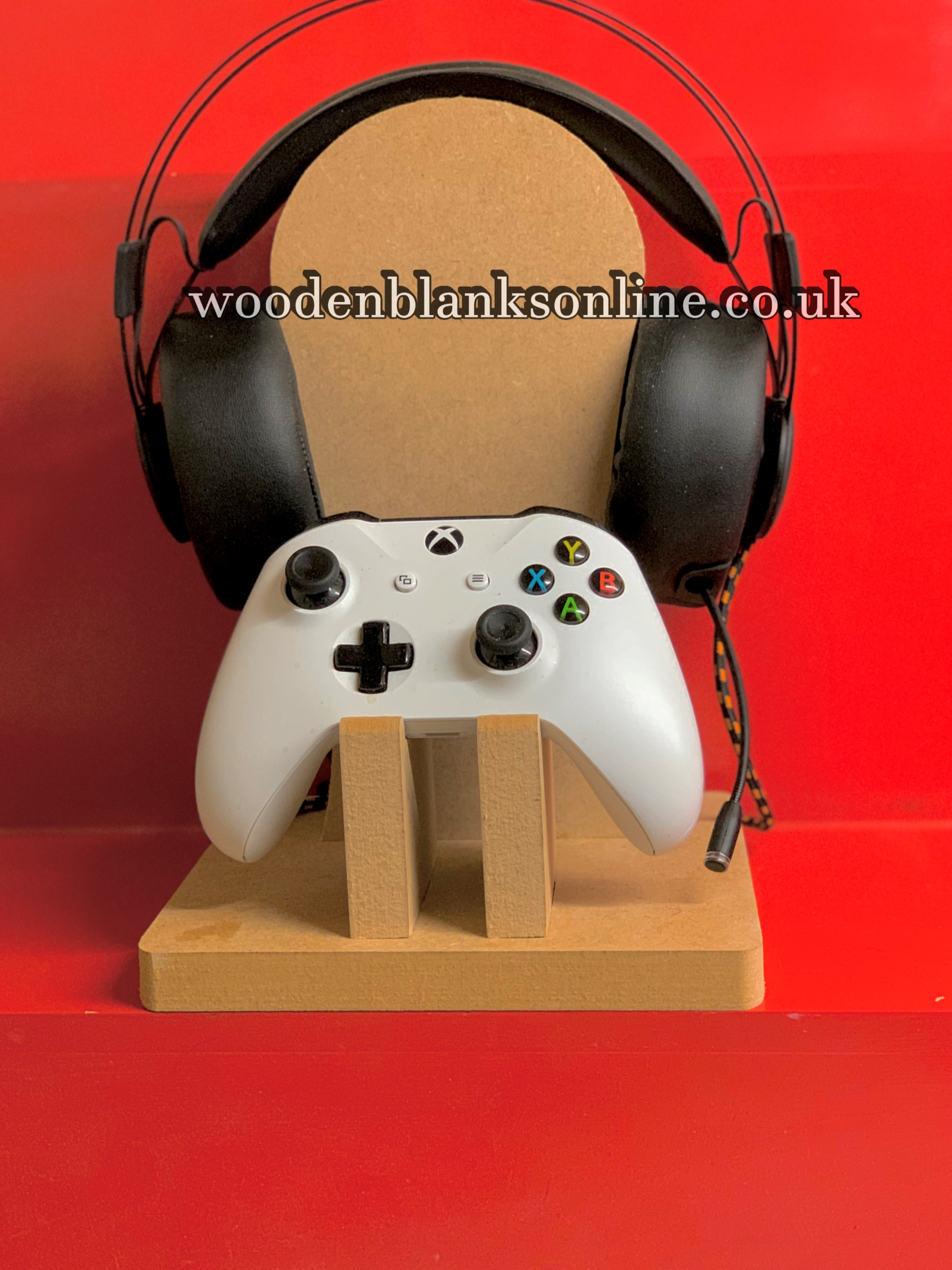 Headset & Single controller stand