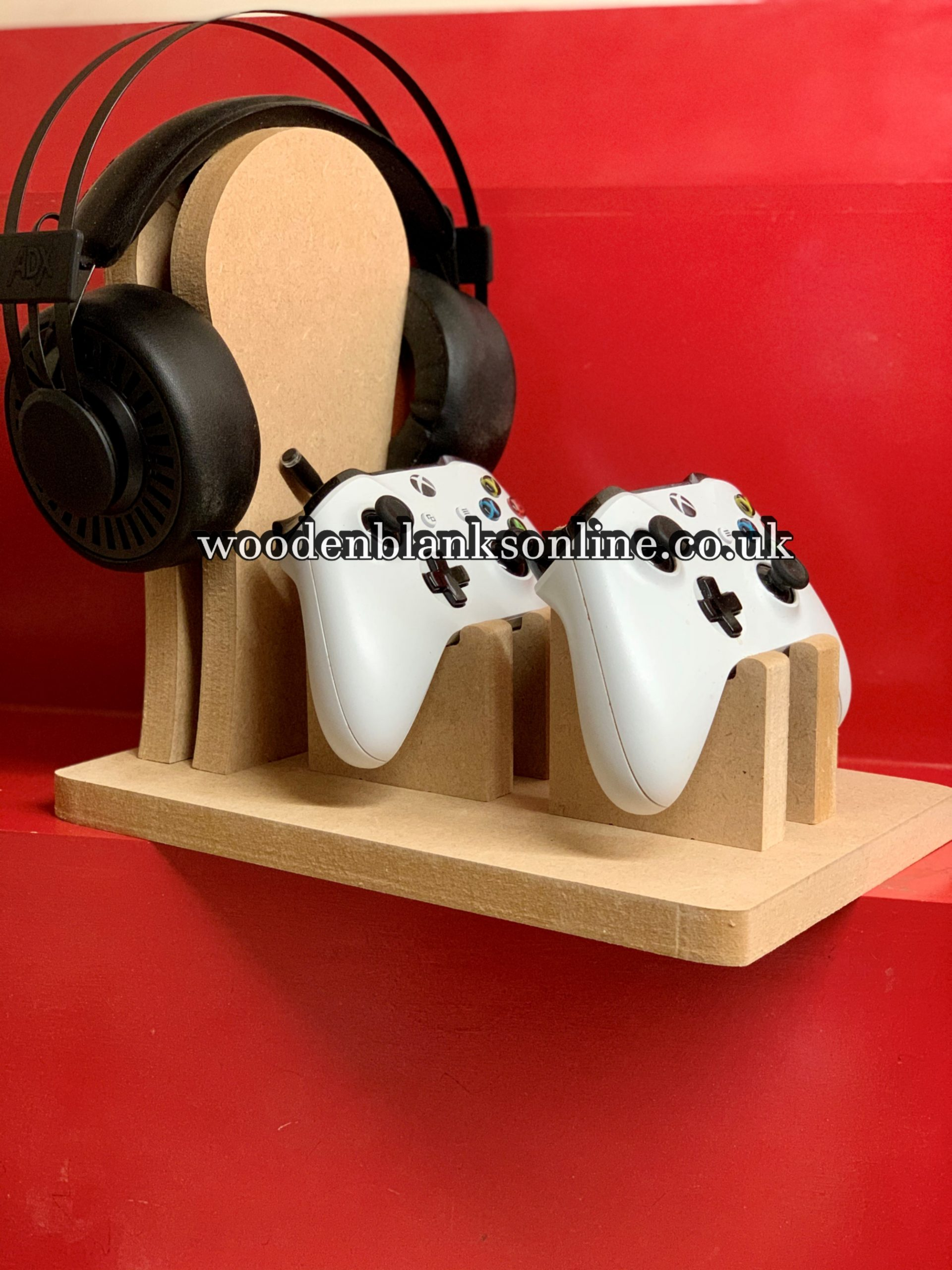 Headset and double controller forward 3